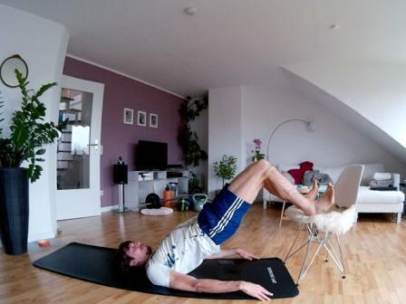 Beine & Po Übungen