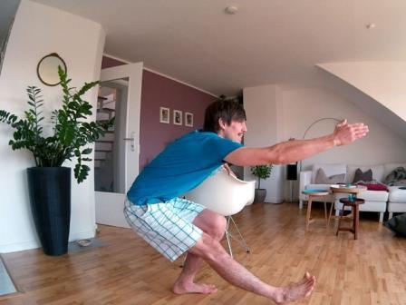 Beine und Po Übungen