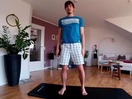 Kniebeuge Technik verbessern