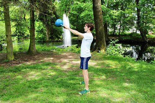 Personal Training Bonn - Functional Training mit Kettlebells