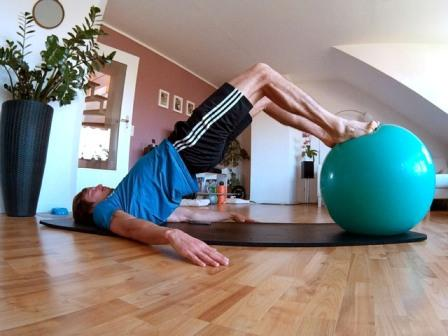 Hintere Oberschenkel trainieren