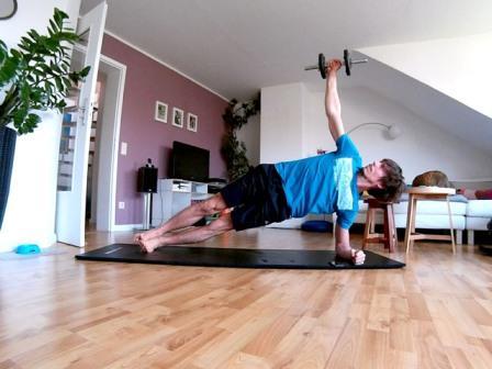Trainingsplan gesunder Rücken