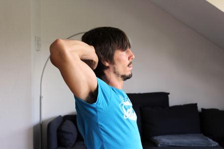 Nackenschmerzen vorbeugen