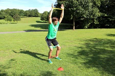 Outdoor Functional Training Bonn und Siegburg beim Rückencamp